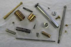 Brown & Sharpe CNC; Milling; Broaching; Drilling; Swiss Turning